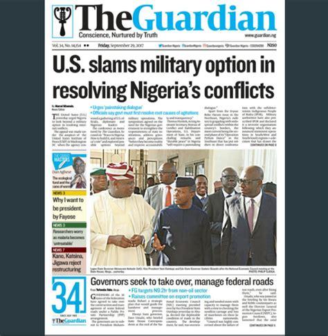 leadershipng news updates in nigeria nigerian news today nigerian newspapers headlines updates best papers 2018