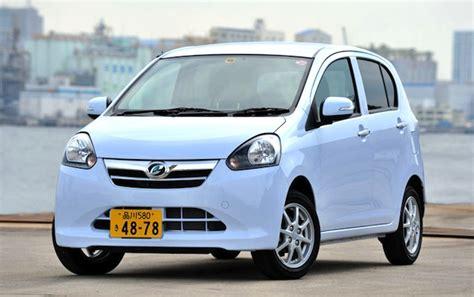 japan kei cars october 2011 daihatsu mira takes