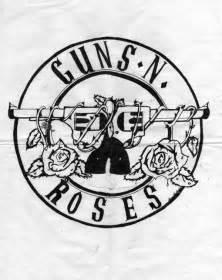 guns n roses logo by jbaldi on deviantart