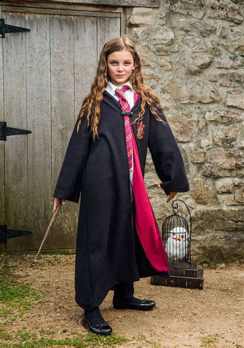 harry potter costume deluxe hermione costume child hermione granger costumes