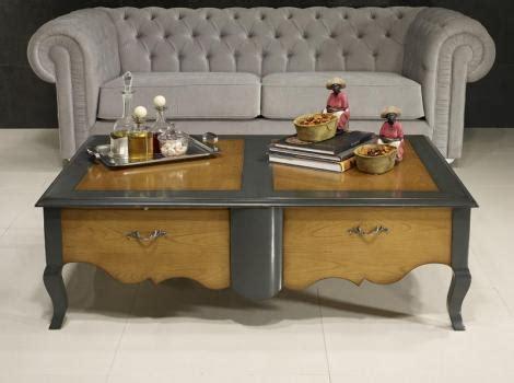 table basse noir 916 meubles merisier fr