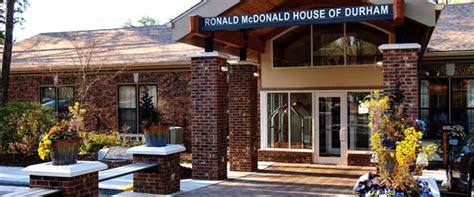 ronald mcdonald house durham mi corporation volunteers at the ronald mcdonald house of durham