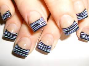 pink nails with zebra tips images amp pictures becuo