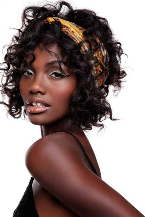 short haircuts for black women with headbands 20 nice short haircuts for black women short hairstyles