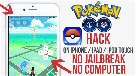 mod game ios latest pokemongo hacked ios app direct install no