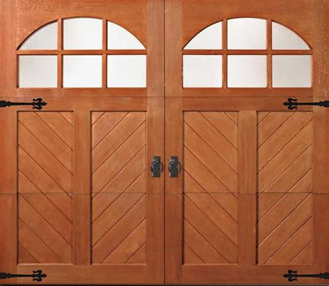 clopay reserve wood collection custom series