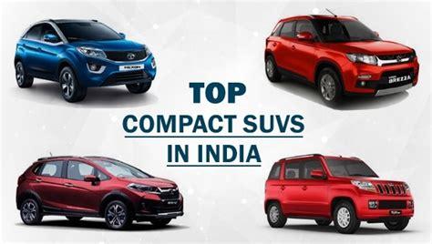 top  diesel compact suvs  india   carwale