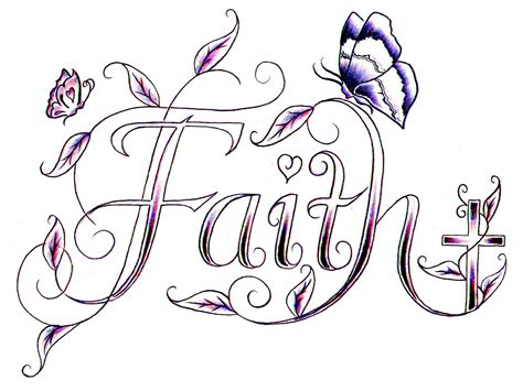 the word love tattoo designs faith tattoos designs ideas and meaning tattoos for you