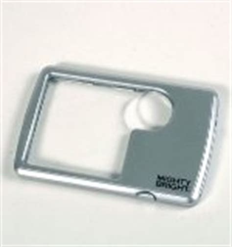 lighted magnifying glass for macular degeneration lighted magnifier with more light the less need for