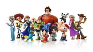 Wreck It Ralph Disney Infinity Disney Infinity Adds Wreck It Ralph Rapunzel Vanellope
