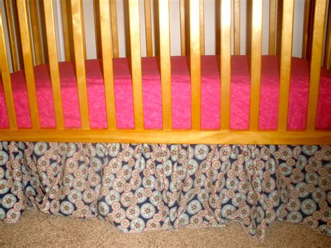 What Is Dust Ruffle For Crib by Tips Sewing Tutorial Crib Dust Ruffle