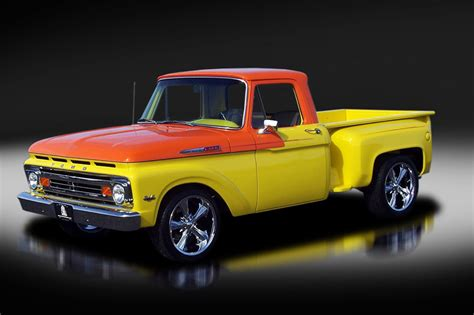 Can Chemo Cause Black Stool by Gallery 1962 Ford F100 Interior Friend New Part