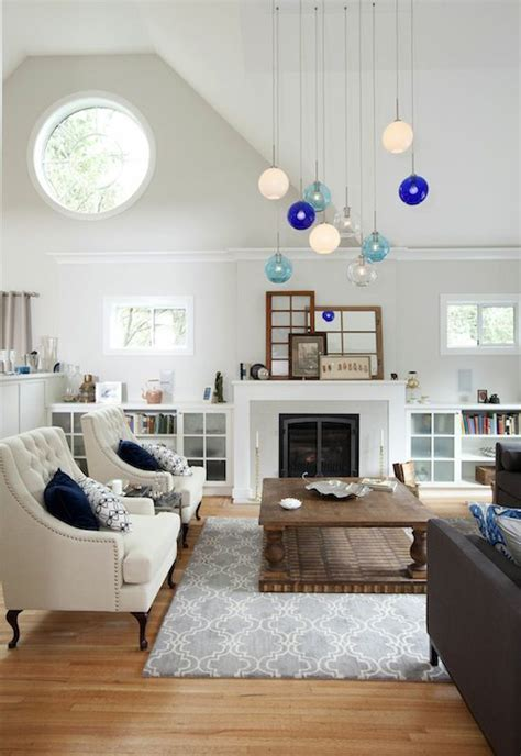 Jillian Harris Living Room Design The Calm Feeling Of This Space And Those Pendant