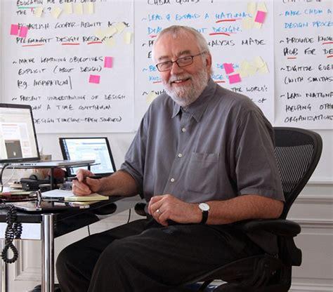 Rugged Industrial Computers Pioneering British Designer Bill Moggridge Dies At 69