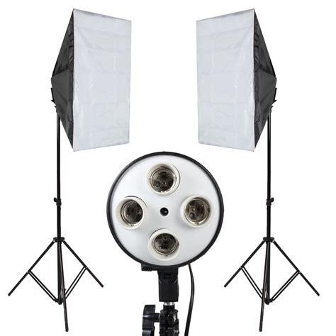 product photography lighting kit photo studio softbox kit photo equipment of 2pcs 50 215 70