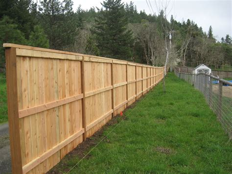 Cedar Fence Sections dwell concepts cedar privacy fence part 2