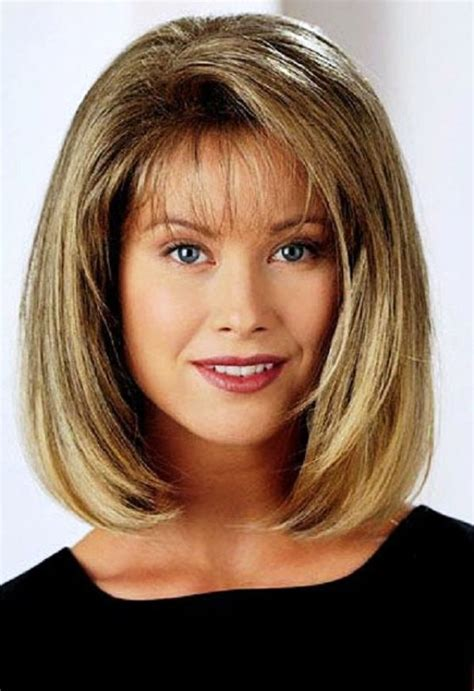 above shoulder length hair cuts with side bangs classy hairstyles for women over 50 hair cuts