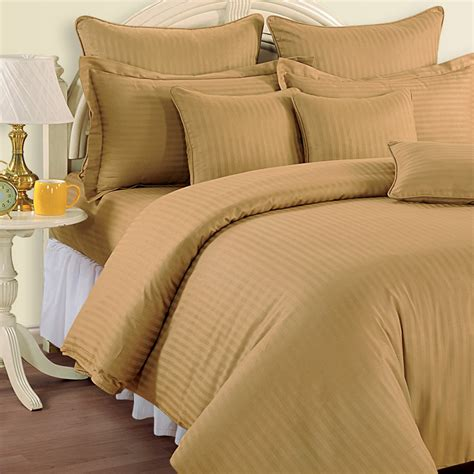 New Bedding Comforter 100 Cotton Solid Twin Queen Size