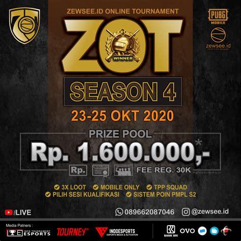 zewsee pubgm  championship season  indoesports
