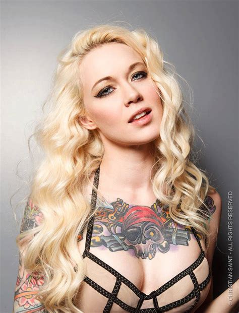 christian zink tattoo leah jung 7 16 of featured tattoo models mediazink