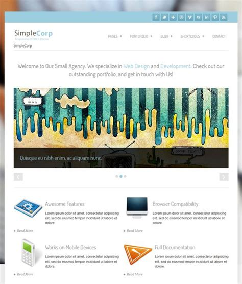 theme drupal social network 11 best images about 11 more of the best free bootstrap