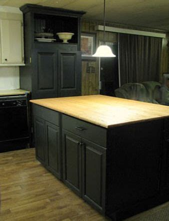 Mobile Home Kitchen Cabinets Discount Affordable Mobile Home Kitchen Remodel A House A Home Kitchens Kitchen