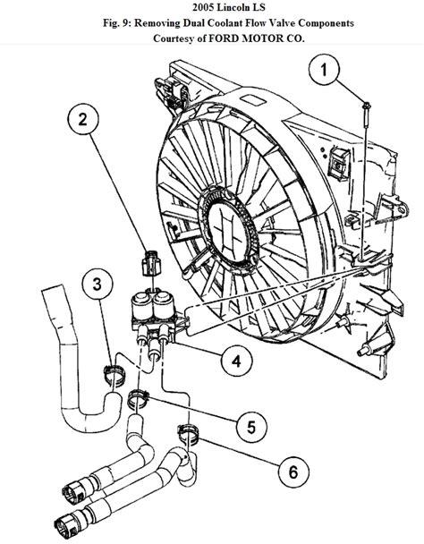 2002 lincoln ls 3 9l engine diagram 2002 lincoln ls belt