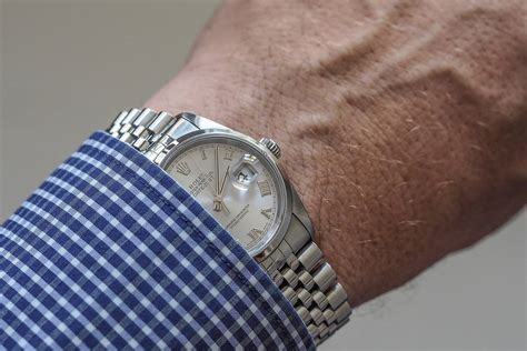 24 Months Wearing the Rolex Datejust ? An In depth Review