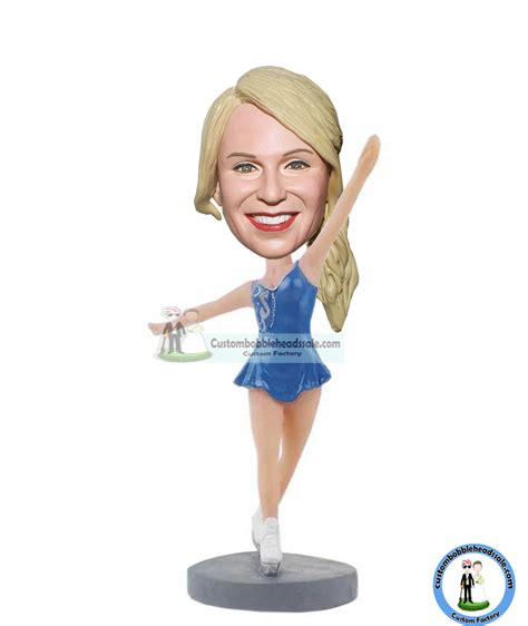 bobblehead ideas custom bobblehead figure skating gift ideas