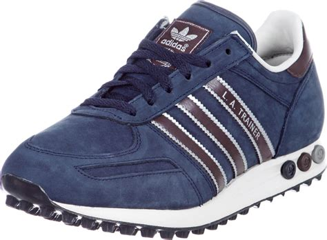 adidas sneaker trainers adidas la trainer shoes blue