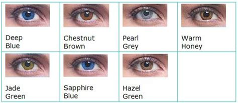 colored contacts basics: opaque lenses for dark eyes