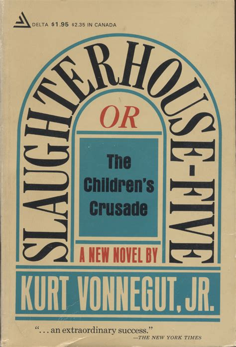 slaughterhouse five or the childrens 1439501637 slaughterhouse five or the children s crusade book by kurt vonnegut jr 1969 at wolfgang s