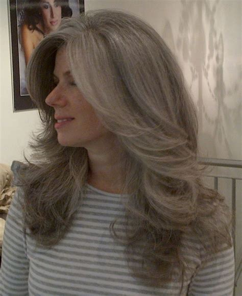 25 best ideas about long silver hair on pinterest long