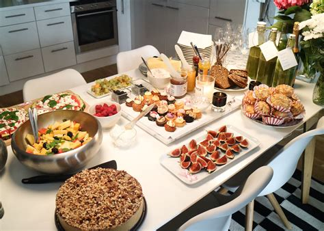 Food To Serve At A Baby Shower Luncheon by Baby Shower Anja Forsnors Blogg P 229 Se