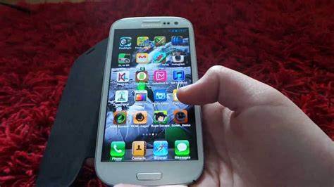 iphone themes in android best iphone ios theme for android 2013 no root required