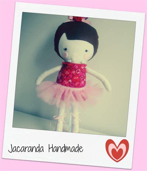Pita Grosgrain 22cm Ballerina s day gift ideas handmade kidshandmade