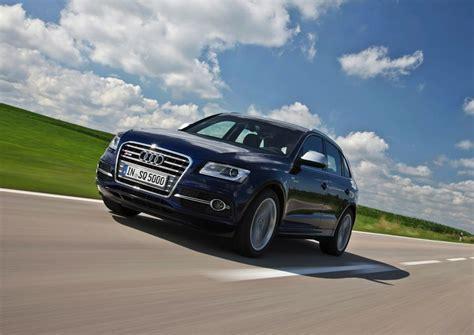 Audi 313 Ps Diesel by Audi Sq5 Tdi Neuer Biturbo Diesel Mit 313 Ps Sorgt F 252 R S