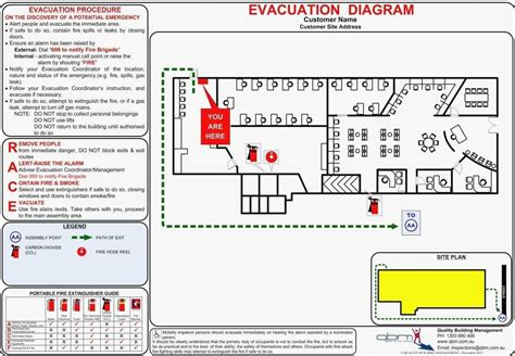 New Free Printable Fire Escape Plan Template Kinoweb Org Free Printable Escape Plan Template