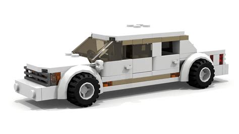 City Limousine by Moc Lego City Limousine Tutorial