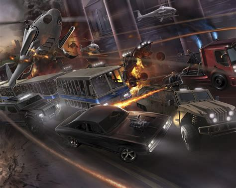 fast and furious 8 supercharged universal studios hollywood announces epic park
