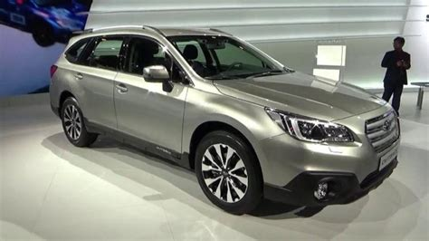 subaru outback 2016 redesign 2017 subaru outback changes turbo redesign price