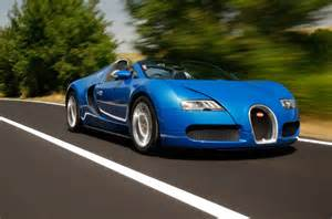 Blue Bugatti Veyron Sport Most Cars Car Makers In The World Top 10