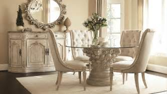 Dining Room Glass Table Sets by Dining Room Furniture White For Decor Dining Room Sets