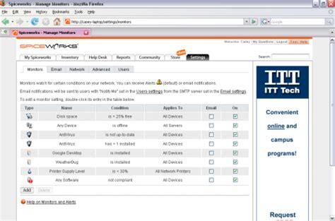 Spiceworks Help Desk Setup by How To Set Up An It Helpdesk For Free Thetechmentor