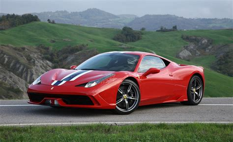 ferrari 458 speciale car and driver
