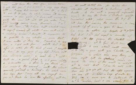 letter to my two letters from georgiana duchess of devonshire to 1445