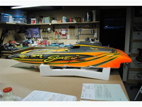 rc gas boat pics expresscraft thunderbolt rc boat 29 5cc gas powered 56