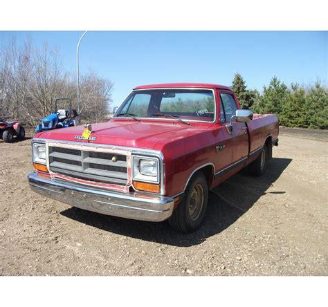 1988 dodge ram 100 1988 dodge ram 100 truck