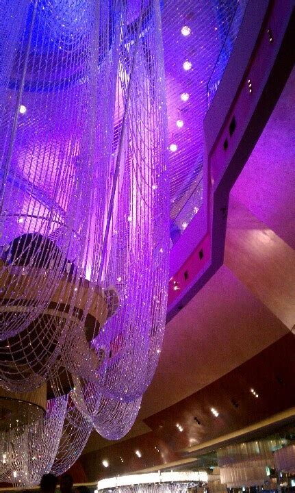 Vegas Chandelier Bar Chandelier Bar Inside Cosmopolitan Hotel You Know I Snuck