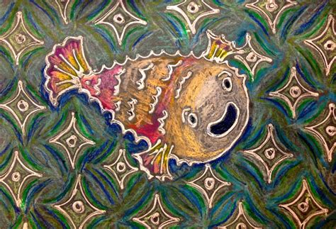 Rebell 2 In 1 Batik animal motif paper batik emily valenza